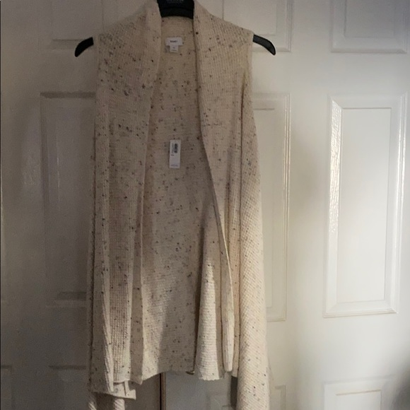 NWT old navy sweater vest